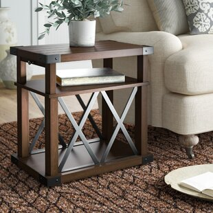 Fusillade End Table