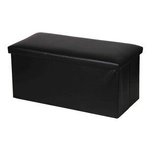 Home Basics Storage Ottoman