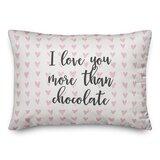 Chocolate Throw Pillows Wayfair