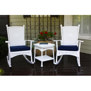 Rattan U0026 Wicker White Patio Conversation Sets Youu0027ll Love | Wayfair