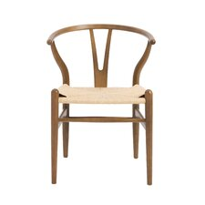 Evelina Solid Wood Dining Chair (Set of 2) by Eurostyle