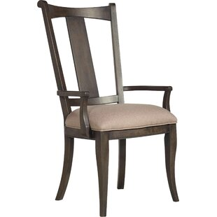 Vintage West Solid Wood Dining Chair (Set of 2) by Hooker Furniture