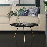 Solley 3 Legs Coffee Table by Mercury Row®