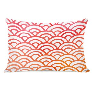 Patillo Melon Outdoor Lumbar Pillow by Bungalow Rose Cool