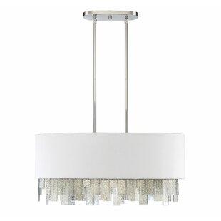 Rosdorf Park Melrose 6-Light Pendant