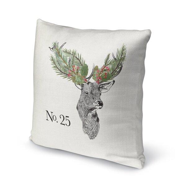 Outdoor Christmas Deer | Wayfair