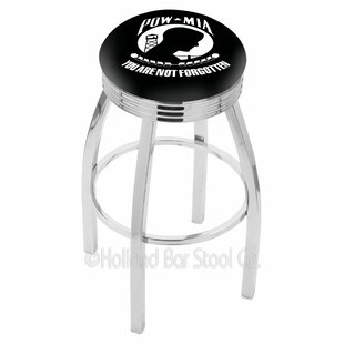 US Armed Forces 30 Swivel Bar Stool by Holland Bar Stool Best Choices
