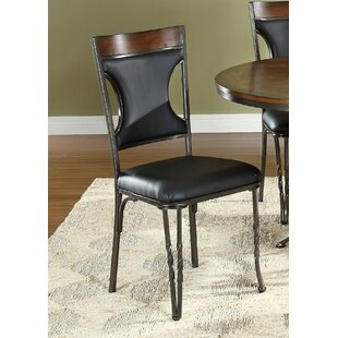 Ivanhoe Upholstered Dining Chair (Set of 2) Fleur De Lis Living