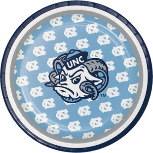 NCAA Dessert Plate (Set of 24)