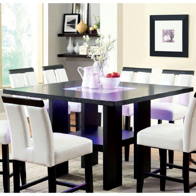 Red Barrel Studio Breindel Counter Height Dining Table Wayfair
