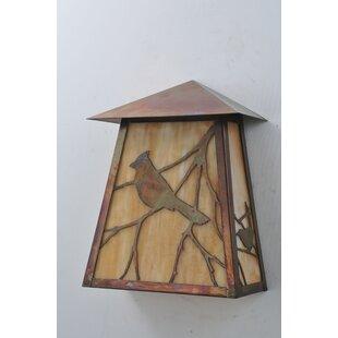 Meyda Tiffany 1-Light Outdoor Flush Mount