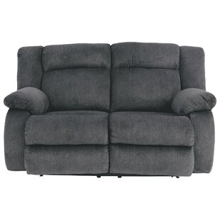 Oklahoma Reclining 63 Pillow Top Arm Loveseat by Red Barrel Studio