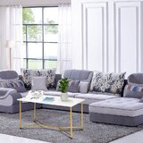 Liev Coffee Table by Everly Quinn