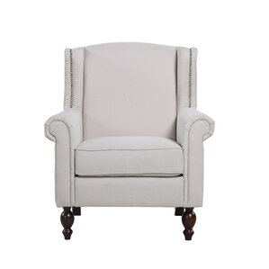 Classic Scroll Armchair by Madison Home USA