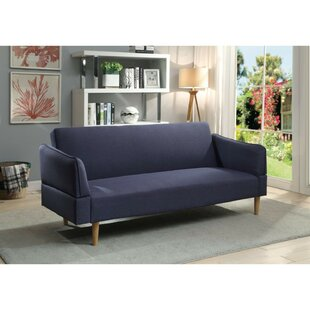 Romolo Upholstered Adjustable Sofa by Wro..