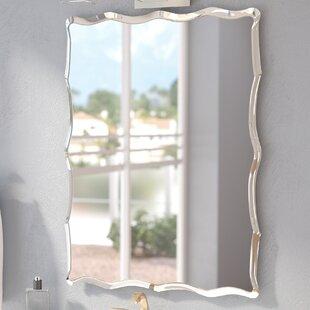 Wade Logan Redcliffe Frameless Wall Mirror