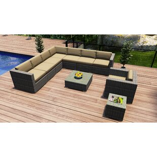 Hobbs 10 Piece Sectional S..