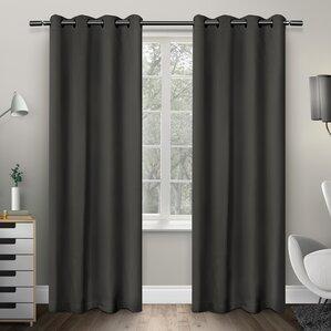 Tamara Sheer Grommet Curtain Panels (Set Of 2)