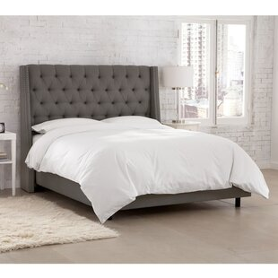 Jessa Upholstered Panel Bed