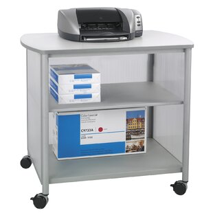 Safco Products Company Impromptu Mobile Printer Stand