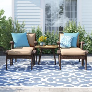 Beacon 5 Piece Conversation Set with Cushions