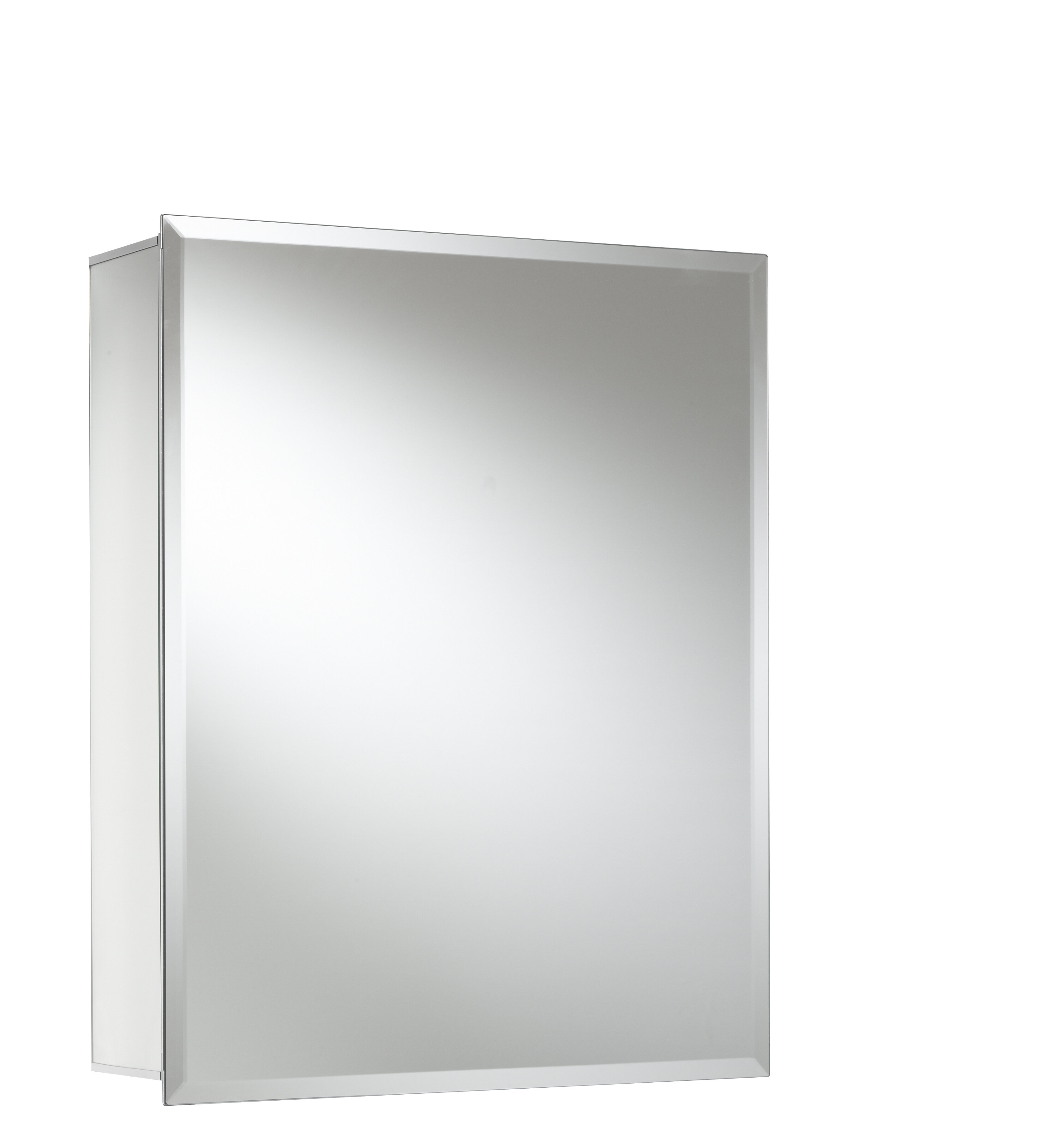 Jacuzzi 16 X 20 Recessed Or Surface Mount Medicine Cabinet Reviews Wayfair