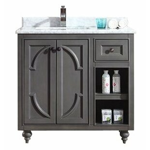 Odyssey 36 Single Bathroom Vanity Set by Laviva