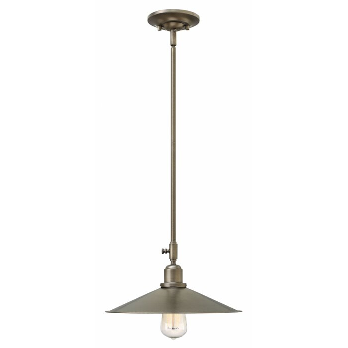 Elliot 1 light mini pendant