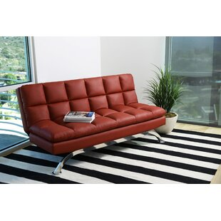 Romans Euro Lounger Convertible Sofa by Orren Ellis Looking for