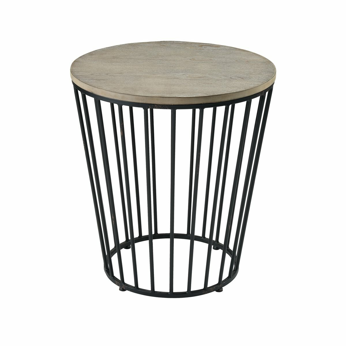 17 Stories Cleaton Frame End Table Wayfair