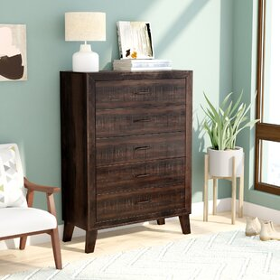 Amelia 5 Drawer Chest by Langley Street Bargain