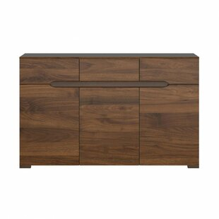 Duffy 3 Drawer Accent Cabinet by Orren Ellis