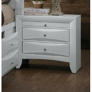 Mulcahey 2 Drawer Nightstand by Red Barrel Studio