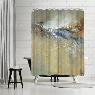 Anne Farrall Doyle Organic 2 Single Shower Curtain