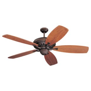 Price comparison 54 Anais 5 Blades Ceiling Fan By Darby Home Co