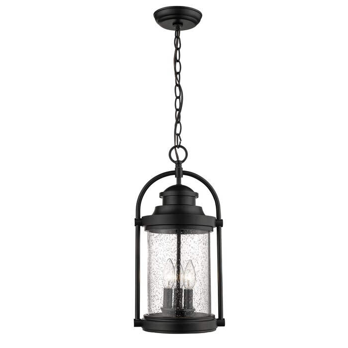 Claire 3 Light Outdoor Hanging Lantern