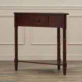 Regan Solid Wood 3 Legs End Table with Storage by Three Posts™