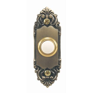 Wired Door Chime Push Button