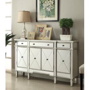 Jobe 2 Door Accent Cabinet by House of Hampton