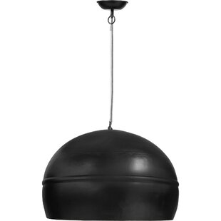 Trent Austin Design Tobias 1-Light Dome Pendant