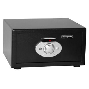 Honeywell Dial Lock Security Safe 1.1 CuFt