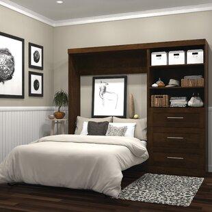 Walley Murphy Upholstered Platform Bed
