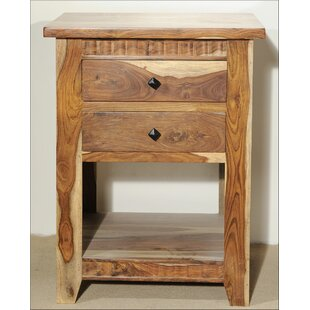 Sahara End Table by Aishni Home Furnishings