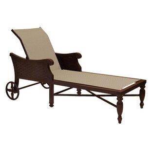 Leona Jakarta Sling Chaise Lounge