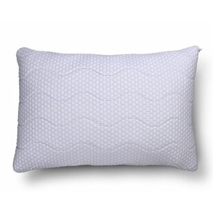 Alwyn Home Giannini Shredded Memory Foam Standard Pillow