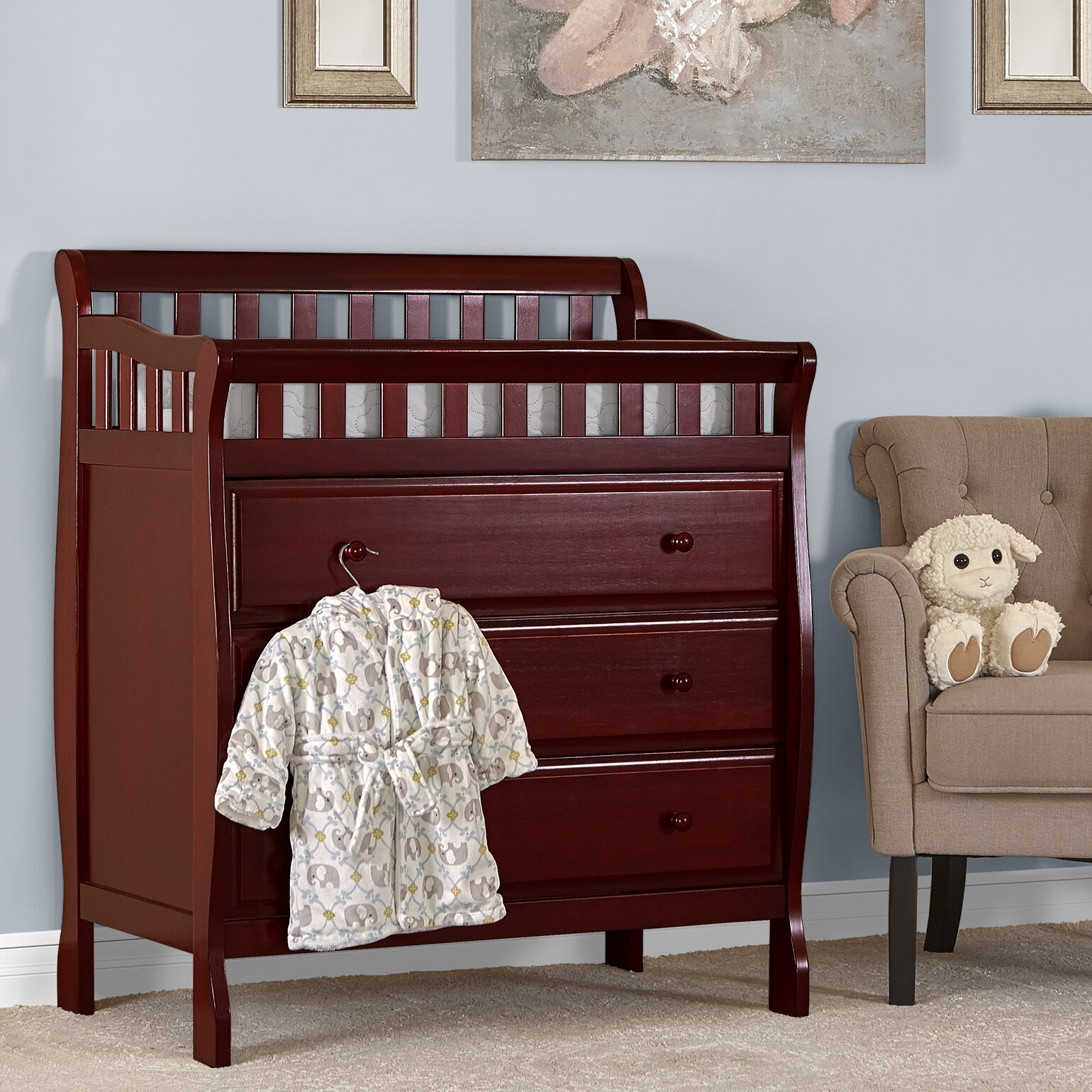 Dream On Me Marcus Changing Dresser U0026 Reviews | Wayfair