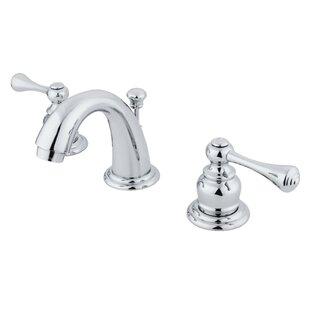Kingston Brass Mini Widespread Bathroom Faucet Image