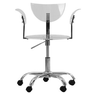 Eleanor Task Chair by LeisureMod Bargain