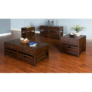 Wilfried 4 Piece Coffee Table Set