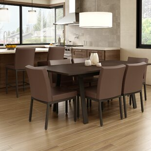 Matt 9 Piece Extendable Dining Set Brayden Studio